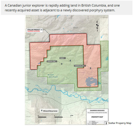 Will This Explorers New Bc Mineral Claims Prove It Has The Luck Of