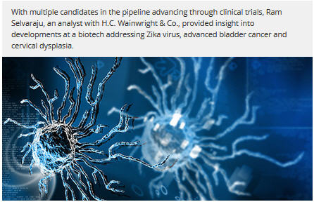 Biotech releases initial Zika vaccine trial results