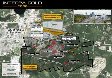Eldorado Gold to buy Integra, gain Quebec gold project in friendly takeover
